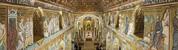 La Cappella Palatina   a Palermo